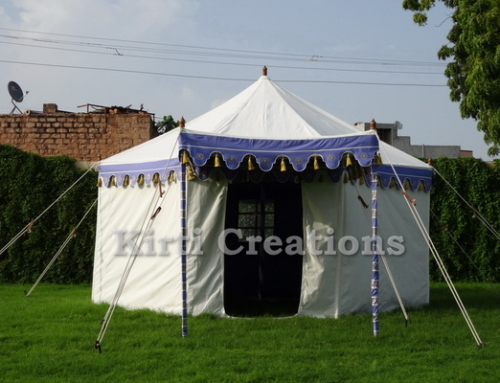 Luxurious Bhurj Tent