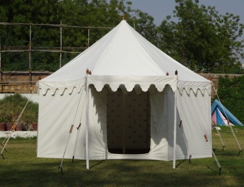 Royal  Bhurj Tent