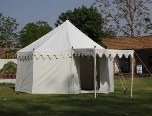 Indian  Bhurj Tent