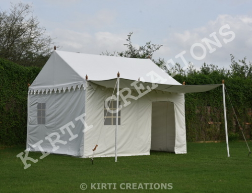 Spacious Lily Pond Tent