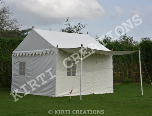 Wonderful  Lily Pond Tent