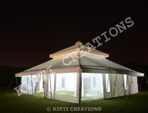 Durable Mughal Tent