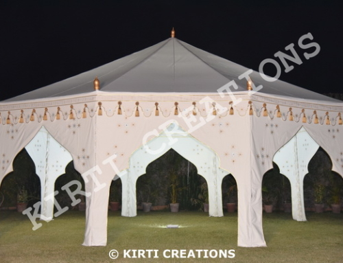 Exclusive   Ottoman Tent