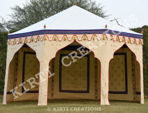 Magnificent  Ottoman Tent