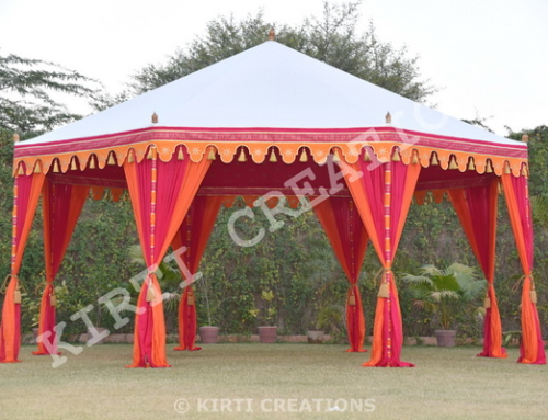 Luxurious Pavilion Tent