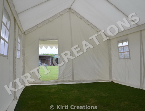 Romantic Swiss Cottage Tent