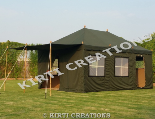Traditional  Safari Tent