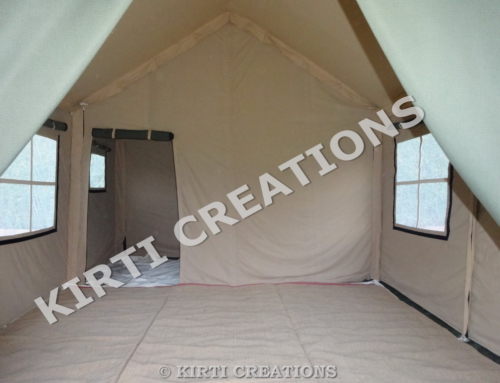 Aesthetic   Safari Tent