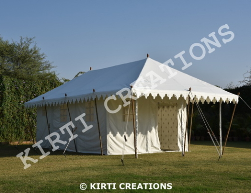 Decorative Shikar Tent